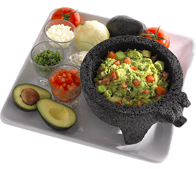 Fresh Made Tableside Guacamole