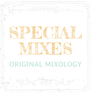 Special Mixes - Original Mixology